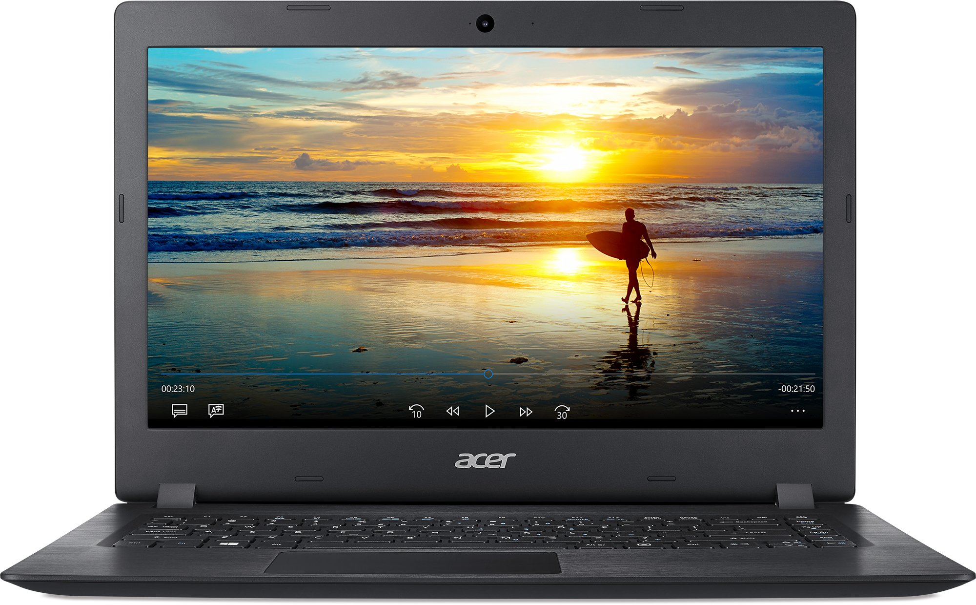 Acer Aspire 1, 14'' Full HD, Intel Celeron N3450, 4GB RAM, 32GB Storage, Windows 10 Home, A114-31-C4HH by Acer