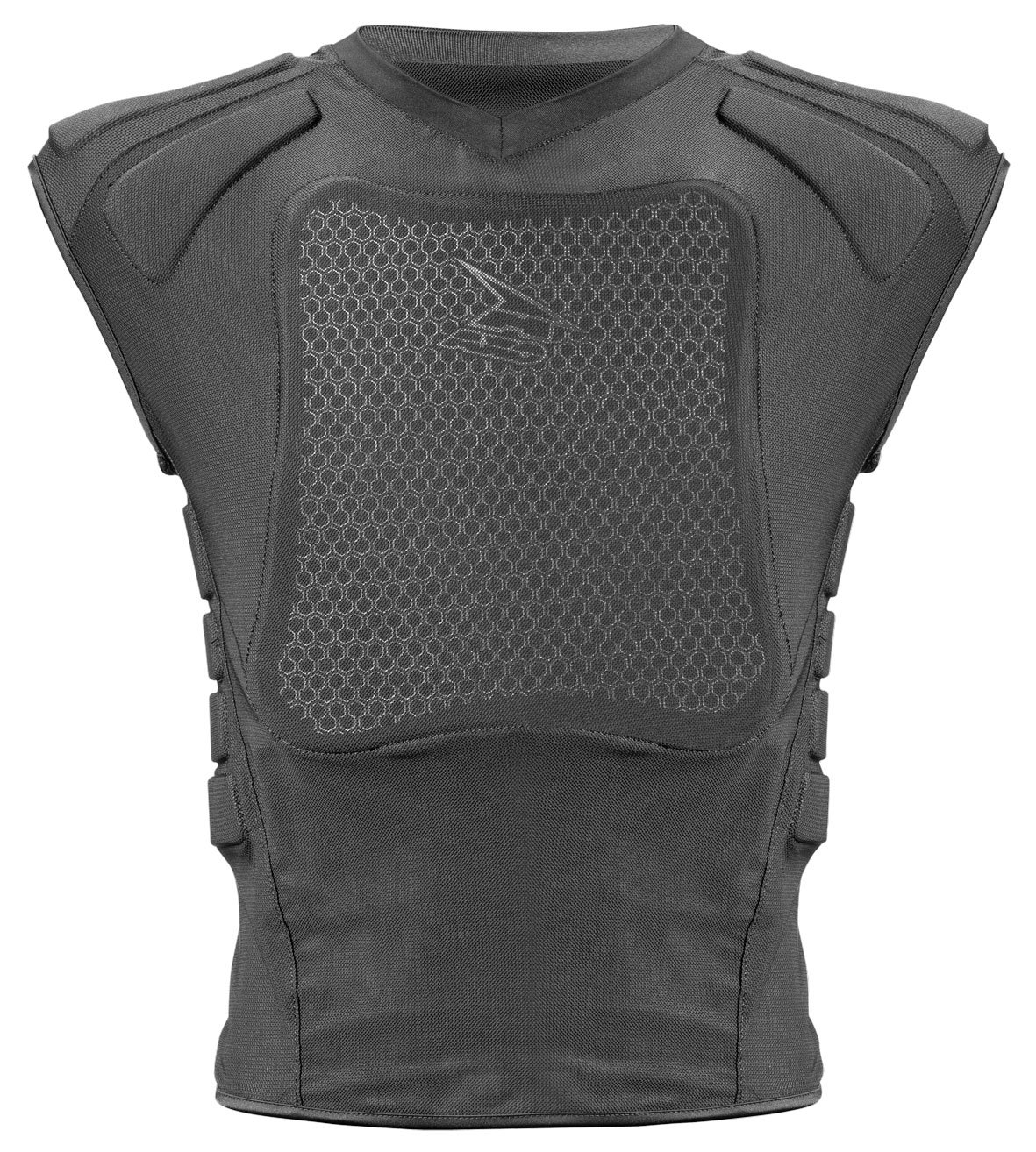 AXO MX7A0050-K00 Rhino Vest Ce, Black, Size XS/S AXO International