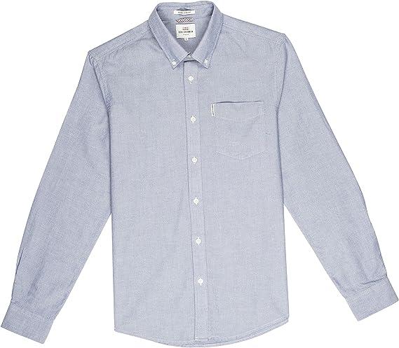 Ben Sherman LS Core Oxford Camisa para Hombre: Amazon.es: Ropa y accesorios