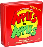 Mattel Apples to Apples: Party Box - Deluxe Metal Case