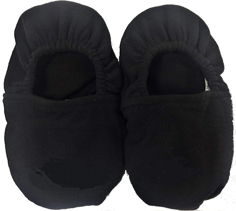Zapatillas de casa calentables en microondas. Zapatillas Unisex ...