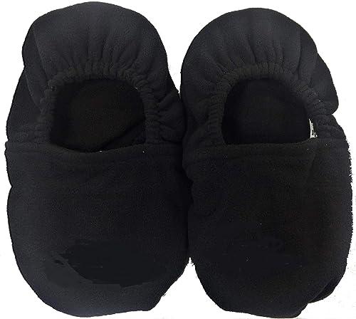 Zapatillas de casa calentables en microondas. Zapatillas ...