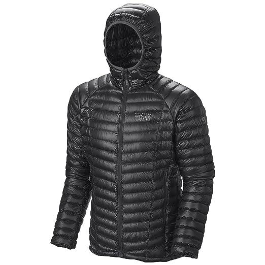 Mountain hardwear men s ghost whisperer hooded down jacket at amazon