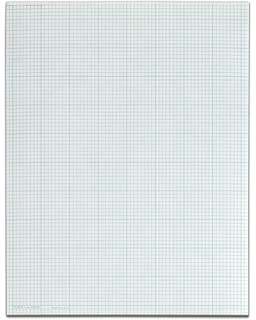 Amazon.com: Bienfang Designer Grid Paper, 50 Sheets, 8-1/2-Inch by ...