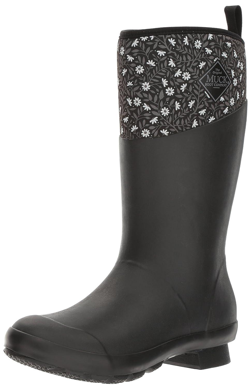 Muck Boot Women's Tremont Wellie Mid Snow B01J4IRBZA 5 B(M) US|Black Meadows
