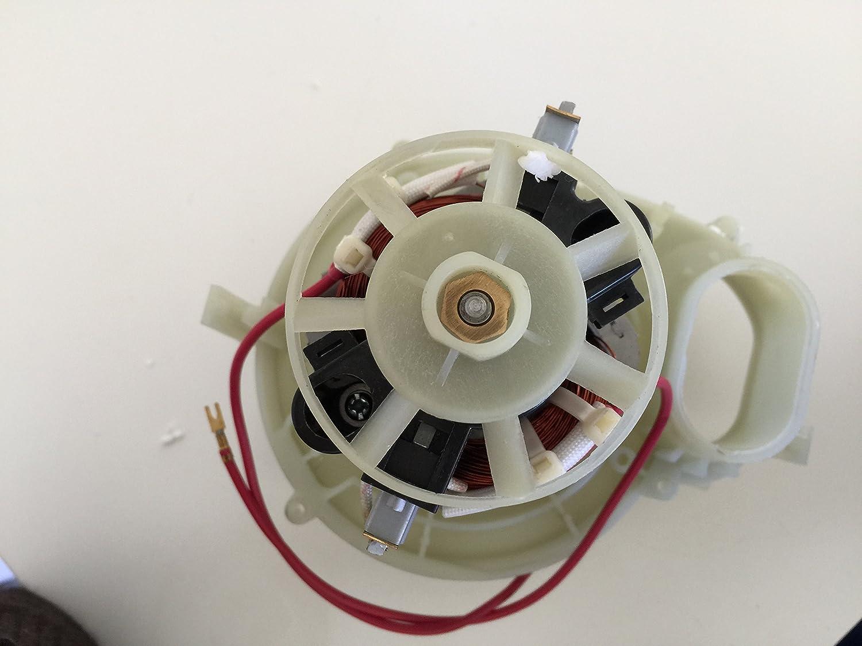 motore vorwerk folletto adattabile vk 120 121 122 450W potenziato certificato