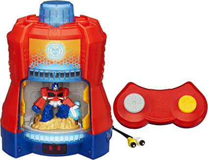 NEW Playskool Heroes Transformers Rescue Bots Beam Box Game System