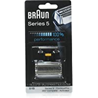 Braun Series 5 51S Foil & Cutter Replacement Head, Compatible with Previous Series 5 Models - 590cc