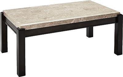 247SHOPATHOME IDF-4823C Coffee-Tables, Ivory