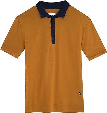 Brava Fabrics - Polo para Hombre - Camiseta Polo - 100% Algodón ...