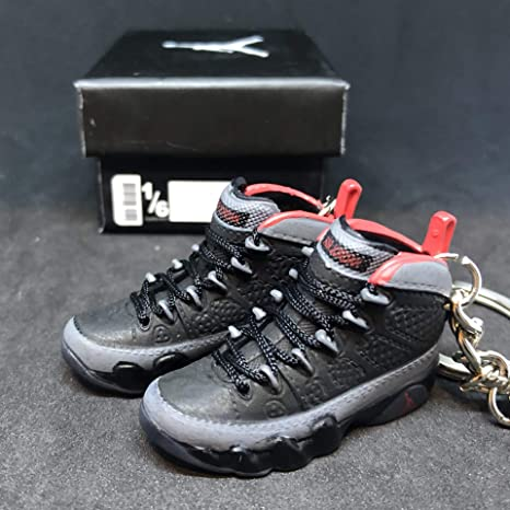 821c4949834 Image Unavailable. Image not available for. Color: Pair Air Jordan IX 9 Retro  Johnny Kilroy ...
