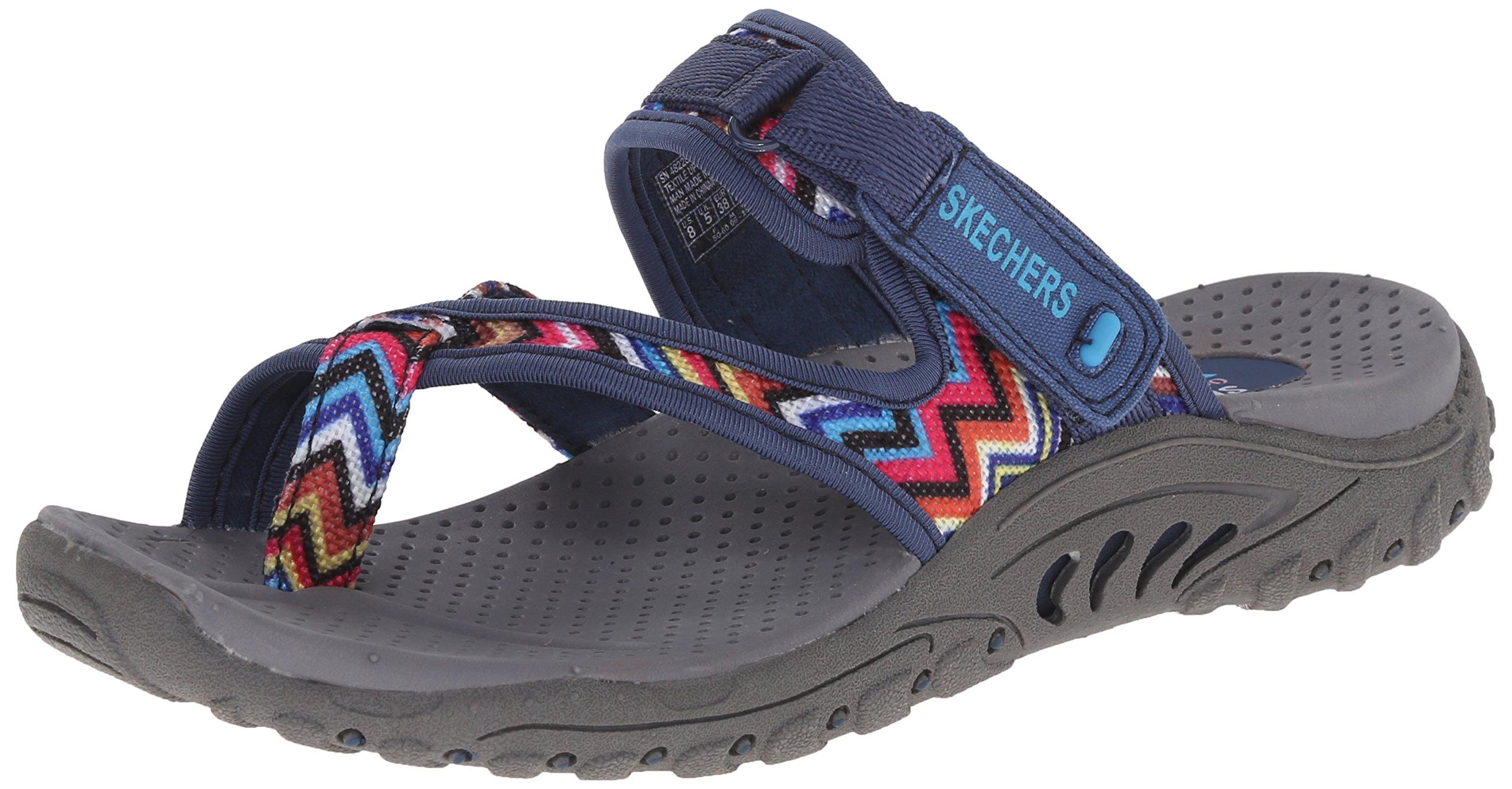 skechers reggae rasta thong sandals