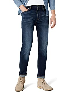 38554f62a92 Levi's Men's 502 Regular Tapered Fit Jeans: Amazon.co.uk: Clothing