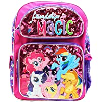 New My Little Pony Friendships Is Magic Large Backpack-36370