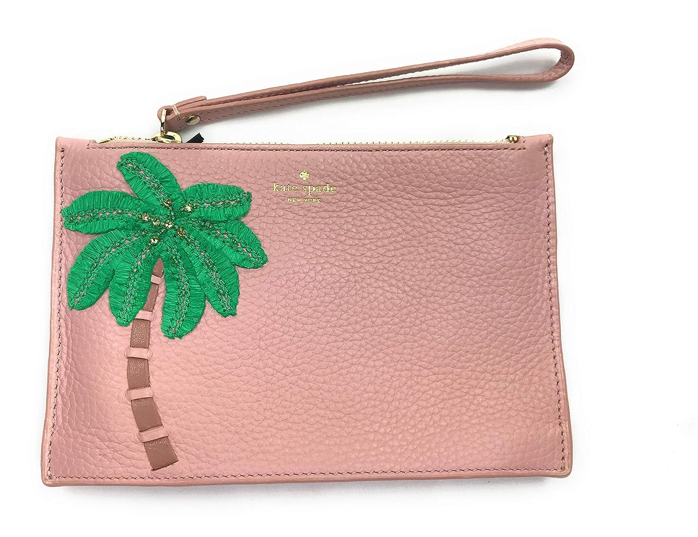 44d960398e6f Kate spade palm tree leather wristlet  Amazon.ca  Shoes   Handbags