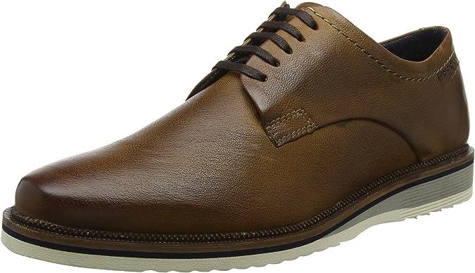 bugatti 312540013200, Zapatos de Cordones Derby para Hombre