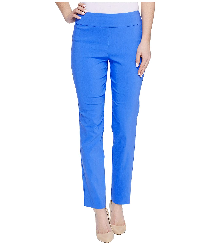 KrazyラリーレディースPull On Ankle Pants B00H4CTXA0 10 ブルー ブルー 10