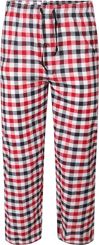 Get The Trend - Pantalón de Pijama - para Hombre Random 2 Pack Medium: Amazon.es: Ropa y accesorios