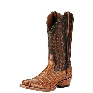 20bb2624215 Ariat Men's Turnback Caiman Cowboy Boot