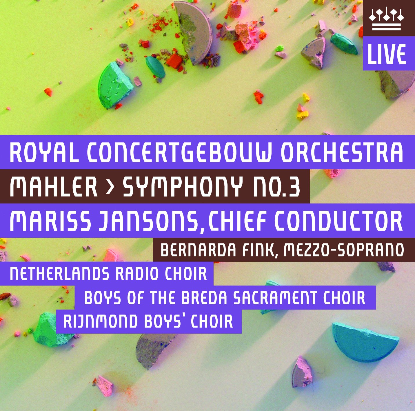 SACD : Mariss Jansons - Symphony 3 (SACD)