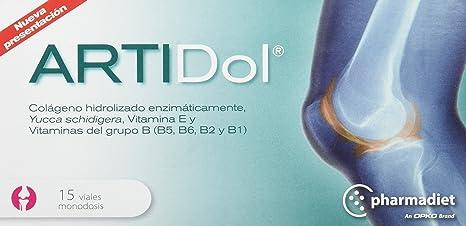 Pharmadier, Artidol, 15 Viales monodosis, 350 ml