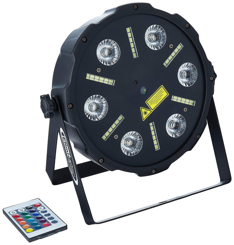 Amazon.com: Eliminador de iluminación TRIO-PAR-LED-RG ...