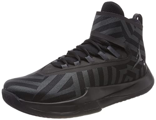 innovative design 0b57c 3a549 Nike Jordan Fly Unlimited, Scarpe da Basket Uomo, Nero (Anthracite Black  012)