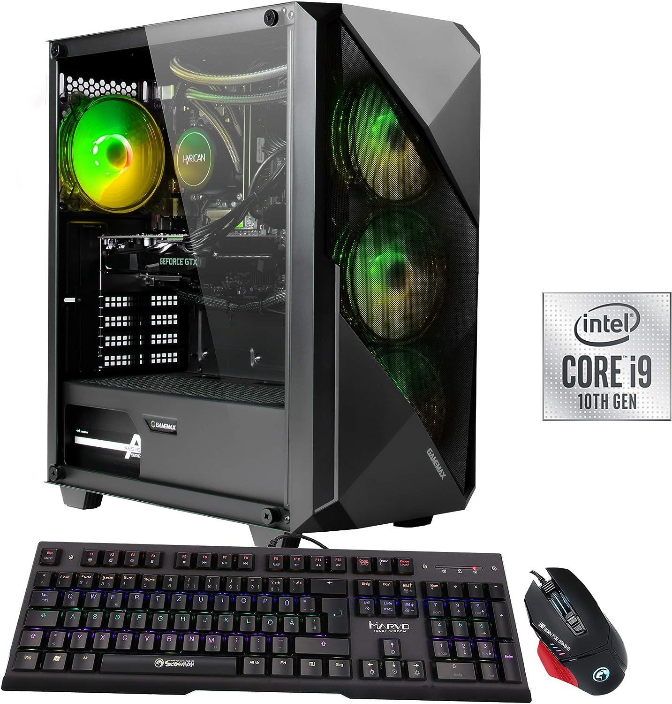 Hyrican Striker 6607 I9 10850k Wak 16gb 960gb Ssd Computer Zubehör