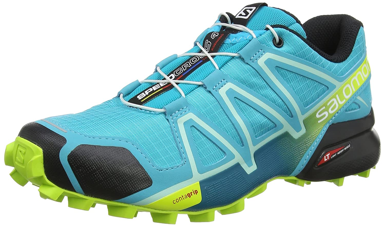 af92b380b2b4 Salomon Women s Speedcross 4 Trail Running Shoe  Amazon.co.uk  Shoes   Bags