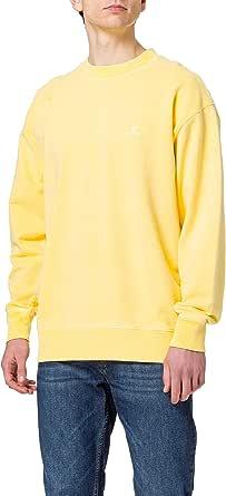 GANT D2. SUNFADED C-NECK SWEAT heren sweater