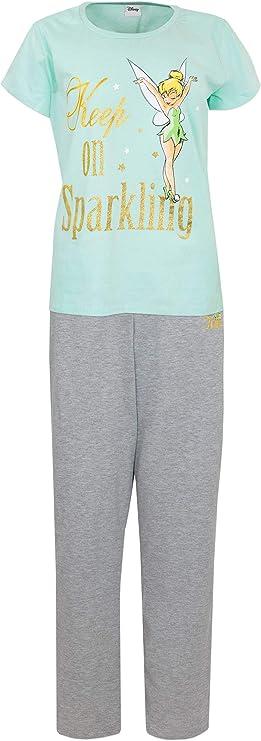 Disney Pijama para Mujer Tinkerbell