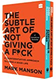 By [Mark Manson] The Subtle Art of Not Giving a F*ck & Everything Is F*cked two book combo
