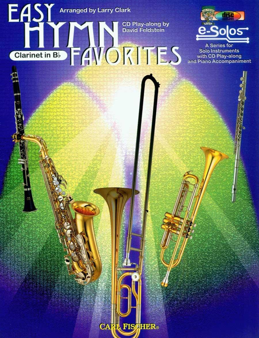 Download O5465 - Easy Hymn Favorites: Clarinet BK/CD ebook