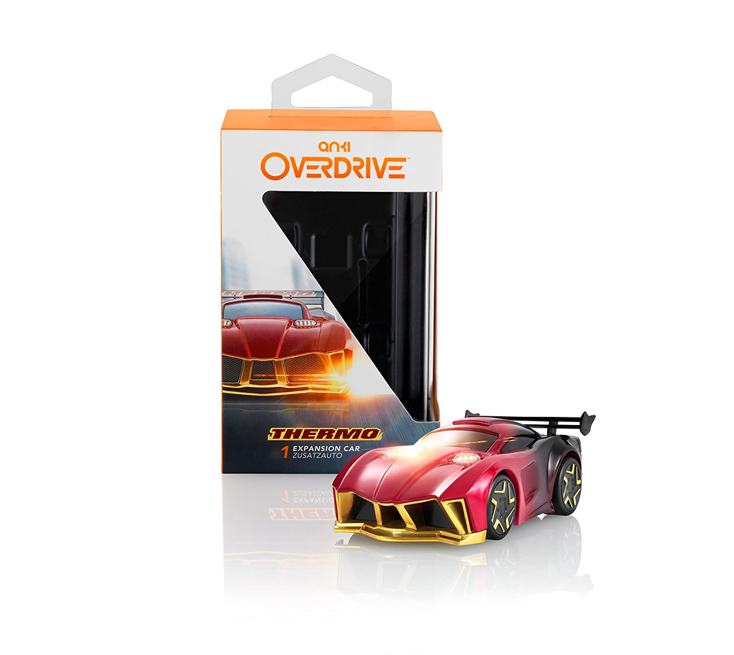 anki overdrive guardian thermo expansion car ebay. Black Bedroom Furniture Sets. Home Design Ideas