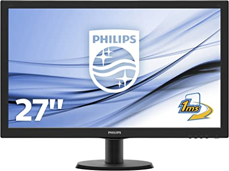 Philips 273V5LHAB/00 - Monitor de 27