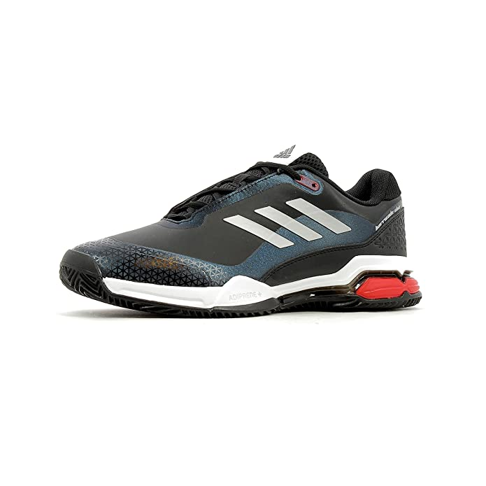 adidas Barricade Club Clay Men FS18, 48 2/3: Amazon.es ...