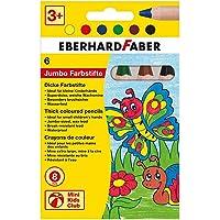 Eberhard Faber 518906 Kuruboya Mini Kids Club, 6'lı