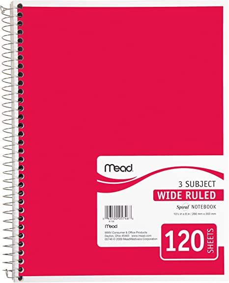 Details about  /B05 Atlanta Falcons 3 Memo Pads and 1 Compisition Notebook Wide Ruled Combo