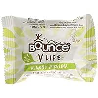 Bounce   Almond Spirulina Energy Balls   12 x 40g