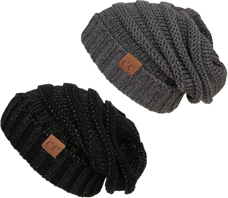 売上実績NO.1 Funky Junque HAT Bundle レディース Funky B07GYSHQ12 1 HAT Metallic Black, 1 Metallic Grey Bundle 1 Metallic Black, 1 Metallic Grey Bundle, 旭町:f41fb3e7 --- irlandskayaliteratura.org