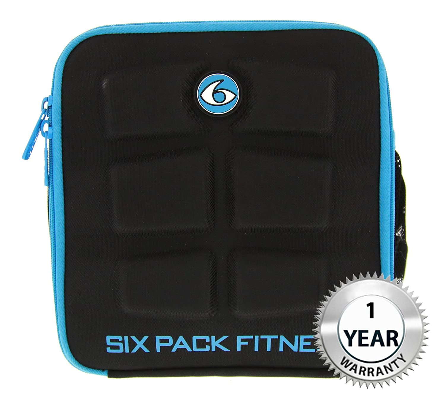Meal 6 Pack Fitness Cube Americas #1 Choice in Meal Management 3 Stealth Black