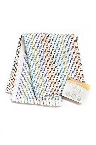 Amazon.Com: Full Circle Tidy Organic Kitchen Towels, Multi: Home
