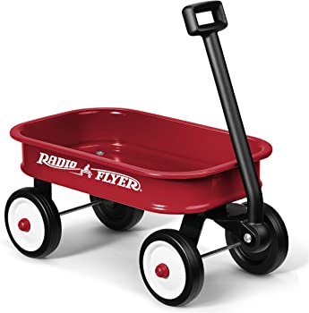 Radio Flyer Little Red Toy Wagon