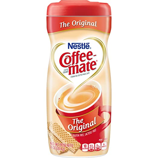 Coffee-mate Coffee Creamer Original, 11 Ounce Jar