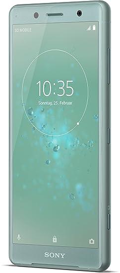 Sony Xperia XZ2 Compact Smartphone (12,7 cm (5,0 Zoll) IPS Full HD+ Display, 64 GB interner Speicher und 4 GB RAM, Dual-SIM,