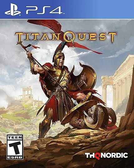 Amazon com: Titan Quest: Standard Edition - PlayStation 4