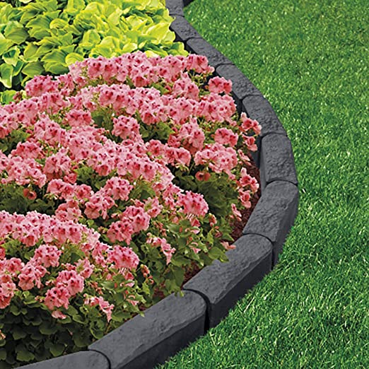 Garden Gear - Neumático de Goma Reciclado para jardín, Camino y ...