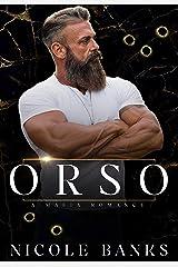 Orso (Tesoro Book 2) Kindle Edition