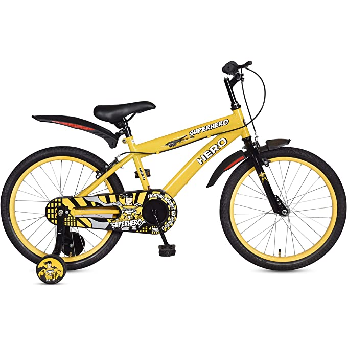 Hero SuperHero 20T Single Speed Cycle Mountain Bikes