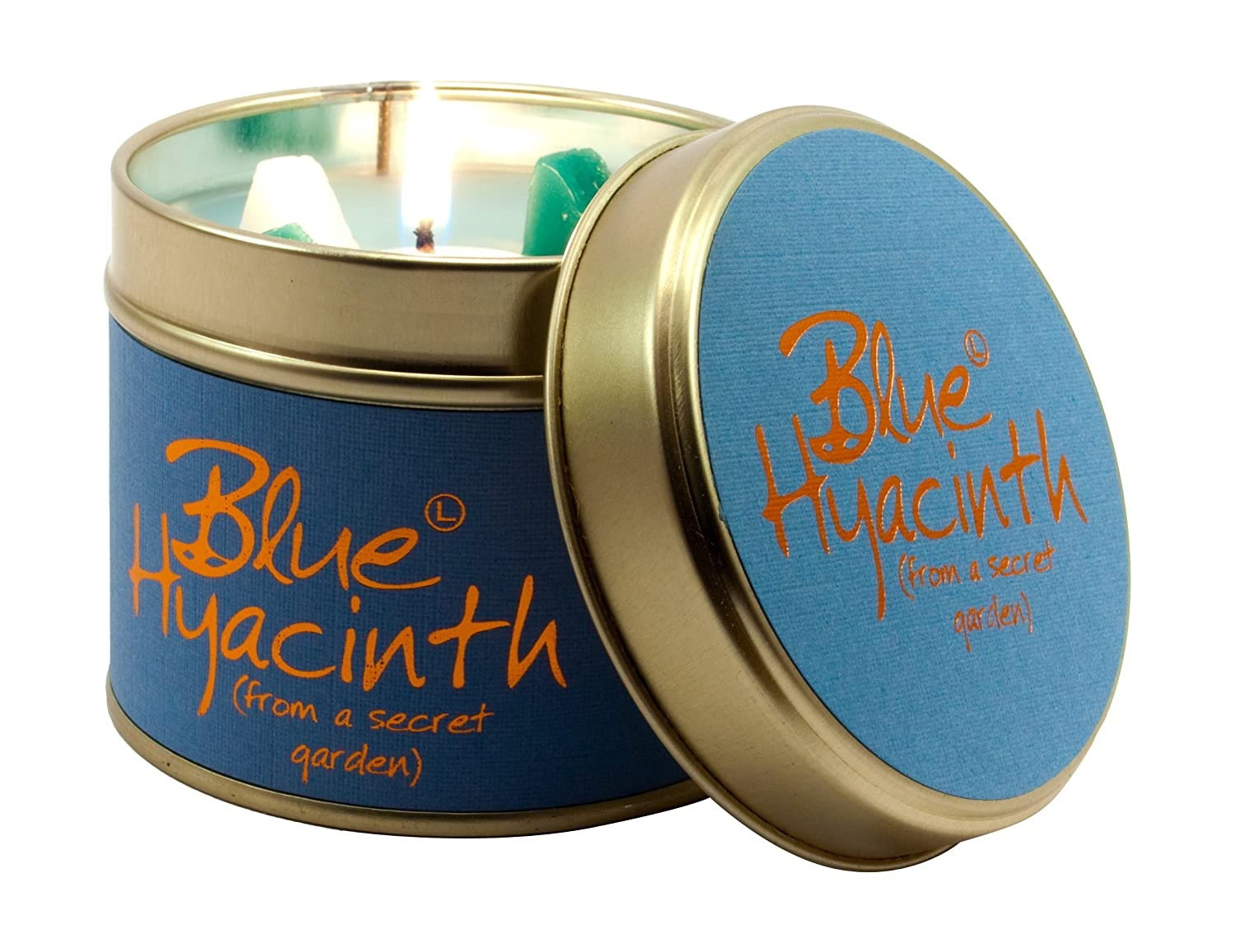 Blue Hyacinth Scented Candle B001HRNJTO